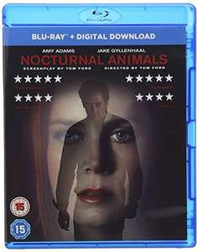 Nocturnal Animals DVD + Blu-Ray £3.01 prime / £3.01 non prime @ Amazon