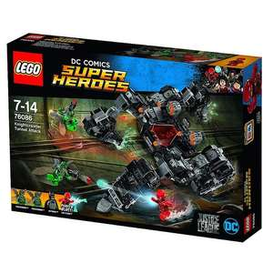 Lego 76086 Knight Crawler tunnel attack £30.00 at Debenhams