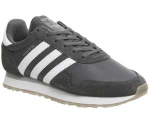 Adidas Haven Trainers Grey Five White Gum £32 (free C&C or + £3.50 del) @ Offspring