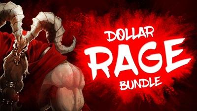 Dollar Rage Bundle (24 Steam keys) 95p @ Bundlestars