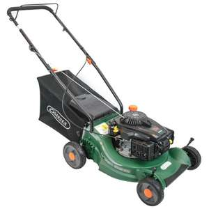 Q Garden 3 in 1 Self-Propelled Petrol Mower. £79.99 at B&M