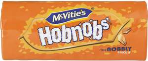 McVitie's Hobnobs (300g) was £1.15 now 3 for £2.00 @ Iceland
