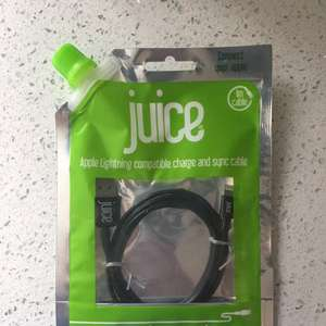 JUICE Apple Lightning Charge Cable - TESCO £3.75