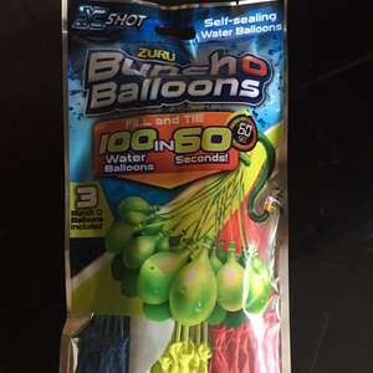 Bunch o Balloons - £2.50 instore @ Tesco