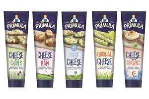 Primula Cheese Original or Light or with Chives or Prawns or Ham (150g) was £1.45 now £1.00 @ Morrisons