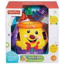 Fisher-Price Laugh and Learn Cookie Shape Surprise £12 @ Tesco online / instore