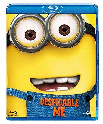 Despicable Me Blu-Ray Amazon 0.76p Prime £2.75 Non-Prime - Sold by Amazon