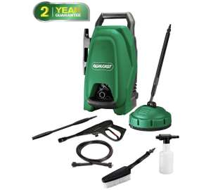 Qualcast Pressure Washer - 1400W - £34.99 @ Argos