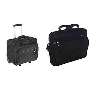 "Executive + Top Load: Targus TBR003EU Executive Laptop Roller Bag + Targus TBT259EU Prospect Topload Laptop Computer Bag - 16"" Max £38.99 @ Amazon"