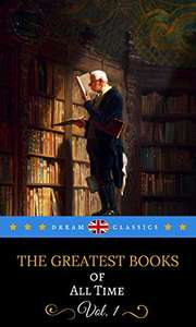 The Greatest Books of All Time Vol. 1 - 7 (Dream Classics) Kindle Edition  - Free Downloads @ Amazon