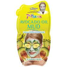 7th Heaven Montagne Jeunesse Avocado Oil Mud 15p each from Boots plus free delivery to store