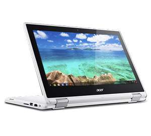 Acer Chromebook R11 - Refurbished (Open-box returns) - 32GB, 2GB RAM, Reversible touchscreen £99.97 @ Laptops Direct