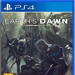 Earth's Dawn PS4 - £8.99 New @base