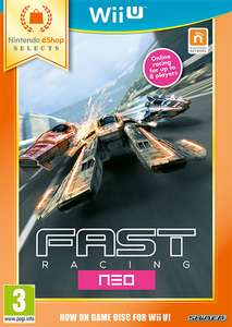 Fast Racing Neo (Wii U) Digital Version £8.20 @ Nintendo eShop