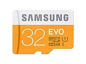 Samsung 32GB Class 10 Micro SDHC Card - £9.98 with FREE DELIVERY @ GearBest