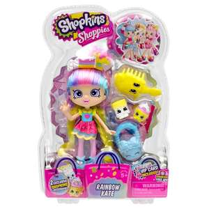Shopkins Rainbow Kate £3.74 in store at Tesco