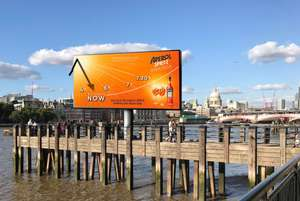 Free Aperol Spritz on London's South Bank, 5PM-8:30PM daily 23-28 August