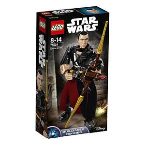 Lego Chirrut Imwe  £5 Add On Item / Minimum £20 Spend @ Amazon