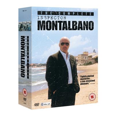 Inspector Montalbano - Complete Series 1 to 6 £29.99 @ HMV