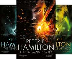 The Void Trilogy (3 Book Series) by Peter F. Hamilton - Kindle edition 99p each all 3 for £2.97 DOTD @ Amazon