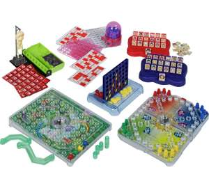 Chad Valley 6-in-1 Games Set £5.99 C+C @ Argos