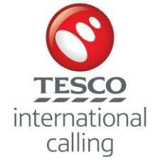 1p per minute WiFi calls @ tesco international app