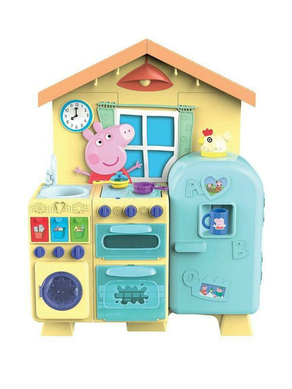 Peppa Pig kitchen £31.99 @ Very - Free c&c