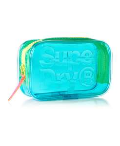 Superdry Baby Jelly Purse In Turquoise or Pink - £2.50 with free delivery @ Superdry