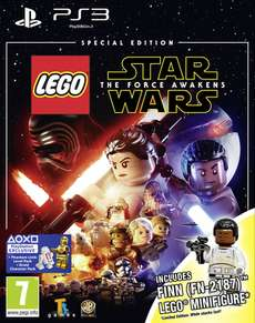LEGO Star Wars: The Force Awakens Special Edition (PS3) £9.99 @ Game (In-Store Only)