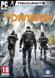 Tom Clancy's The Division PC - £8.99 - CDKeys