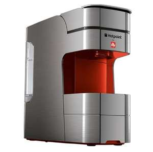 Hotpoint Espresso Machine £26.99 delivered @ Groupon (Various Colours)