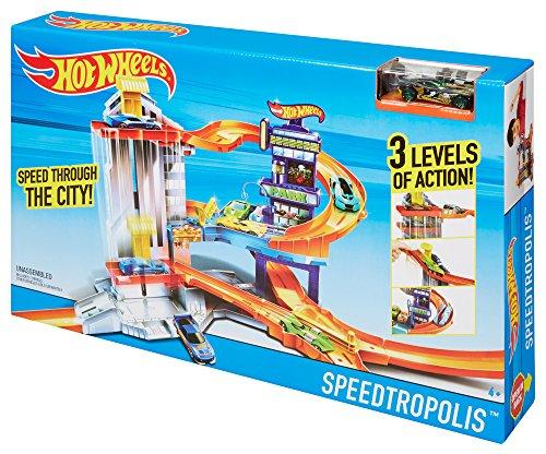Hot Wheels Speedtropolis Playset by Hot Wheels £20 @ Amazon