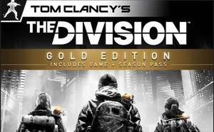 Tom Clancy's The Division™ Gold Edition £29.99 @ Steam