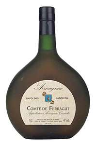 Comte de Ferragut Napoleon Armagnac, 70 cl @ Amazon Prime £18.44 / £23.19 non prime