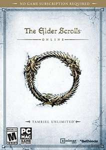 Elder Scrolls Online: Tamriel Unlimited PC £4.49 @ CD Keys