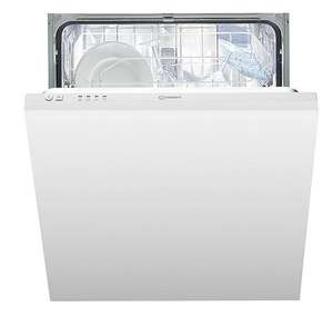 Indesit Ecotime Integrated Dishwasher DIF 04B1 - White - £176 with code @ Tesco direct