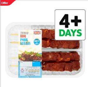 Tesco Pork Kebabs - 3 for £10 - Great deal