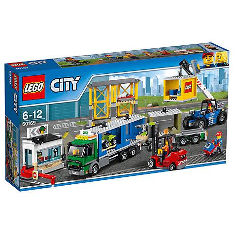 Lego Cargo Terminal £47.44 John Lewis and Amazon
