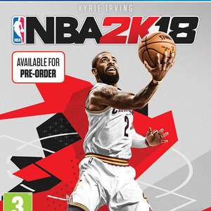 Nba 2k18 £39.85 @ Shopto PS4 XBOX1 & SWITCH