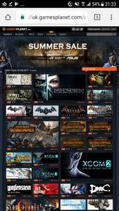 Gamesplanet crazy pc sale - Games from £3.59