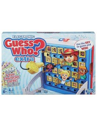 HASBRO GUESS WHO EXTRA - ELECTRONIC £6.99 @ Argos