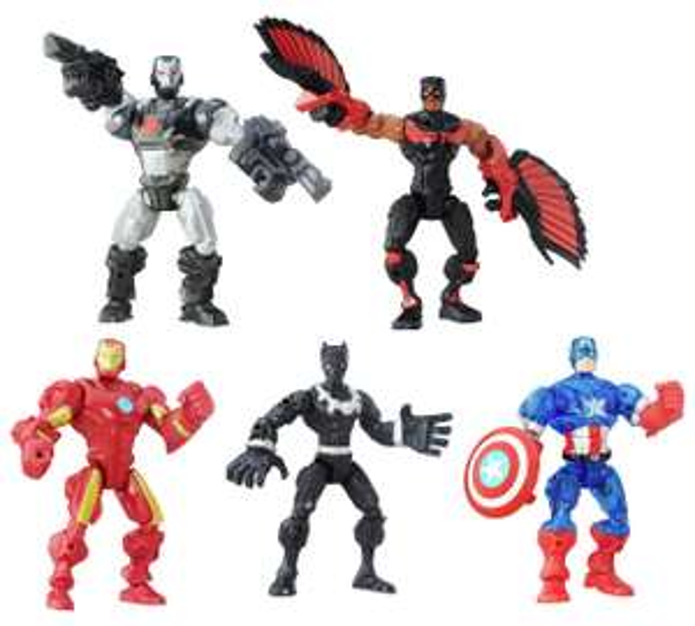 Marvel Super Hero Mashers Figure 5 Pack @ Argos