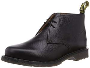 Dr. Martens Sawyer New Nova Men's Desert Boots (Black, Size 7-10) - RRP £159.99 now £33 @ Amazon