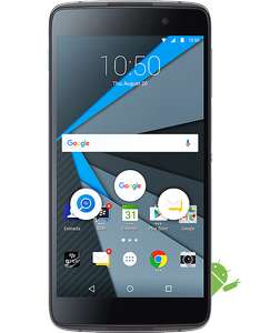 Blackberry Dtek 50 Grey 16gb for £189.99 at Carphone Warehouse