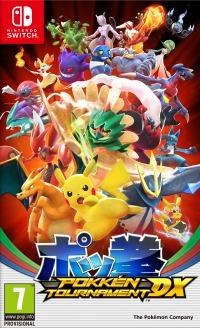 Pokken Tournament DX (Nintendo Switch) £37 w/ Free Delivery - Tesco Direct w/ Code (TDX-HMFR)