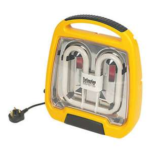 DEFNDER E709150 2D WORK LIGHT 38W 230V - £11.99 @ Screwfix