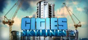 Cities Skylines for £5.74, 75% off directly through Steam