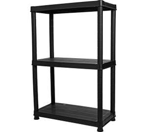 Tiered Shelving on Sale @ Argos (3 Tier £8.99 / 4 Tier £11.97 / 5 Tier £17.99)
