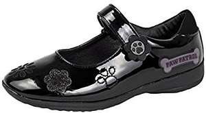 Girls Black Patent Paw Patrol School Shoes from £11.99 delivered @ Amazon sold by Lora Dora