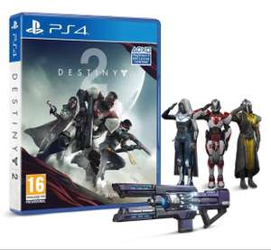 Preorder Destiny 2 - £38.99 at Amazon - top-up required